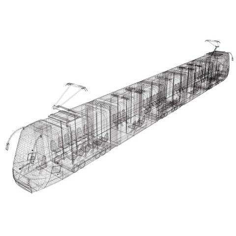 Modélisation ferroviaire 3D